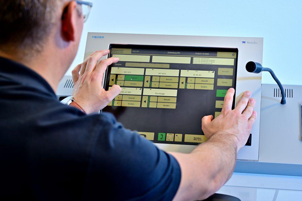 Funk Video Intercomsysteme, MEDER CommTech GmbH