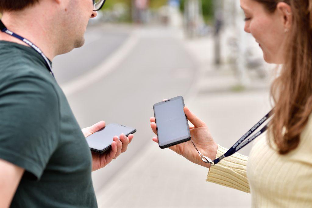 Wireless Guiding Systeme für Ihre Führung, MEDER CommTech GmbH