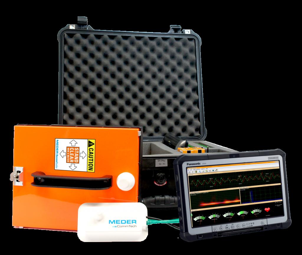 Rescue Radar Ortungssysteme, MEDER CommTech GmbH